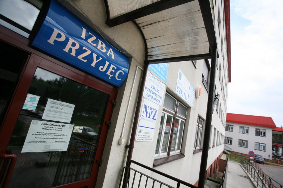 Kryzys w szpitalu w Ostrołęce zażegnany. Dyrekcja dogadała się z lekarzami