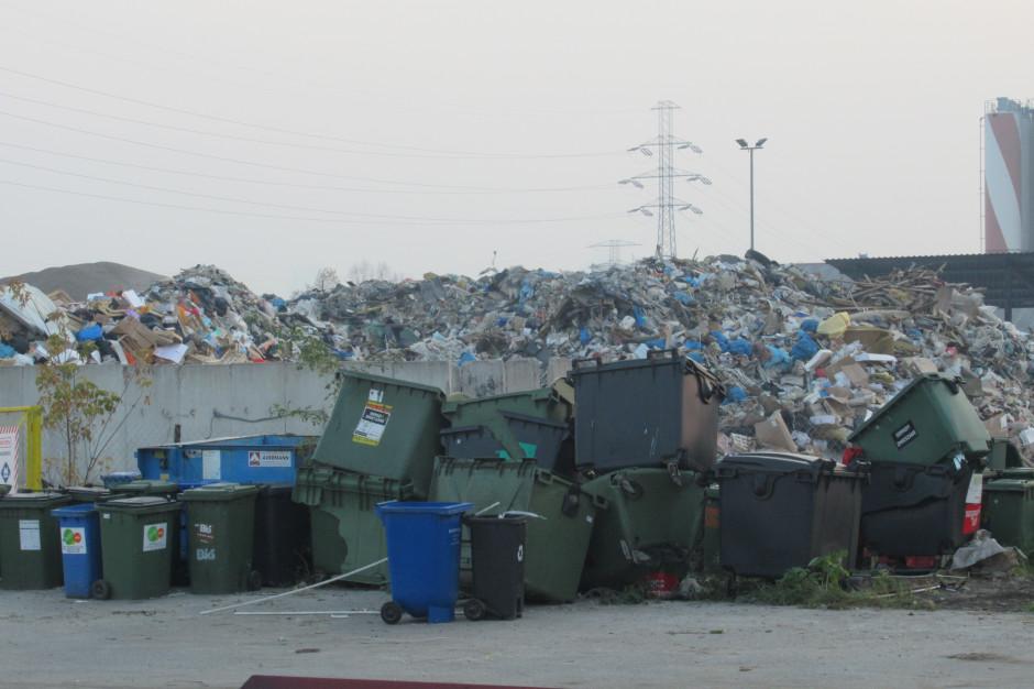 Kryzys śmieciowy. Były wiceprezydent Warszawy apeluje: są potrzebne nadzwyczajne działania