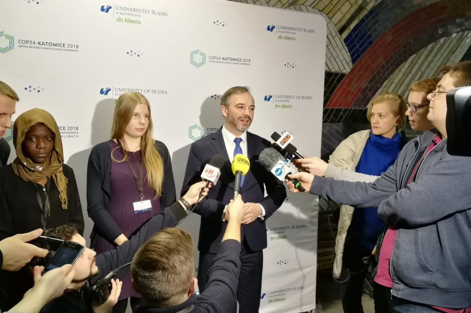 Katowice: Rozpoczął się młodzieżowy szczyt klimatyczny