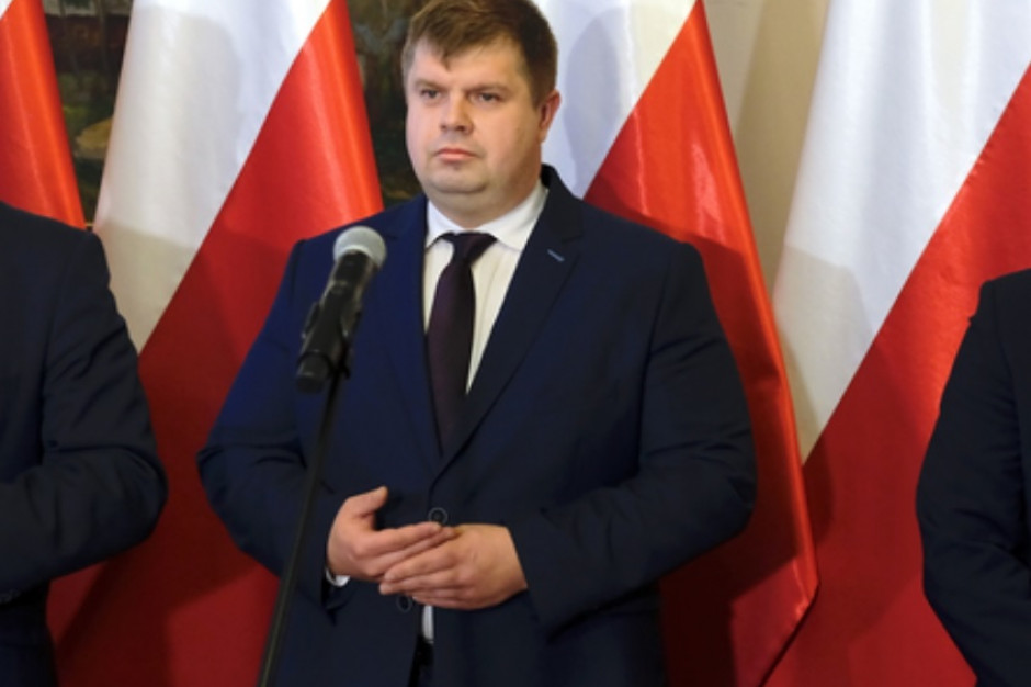Wojciech Kałuża ujawnia dlaczego przeszedł do PiS