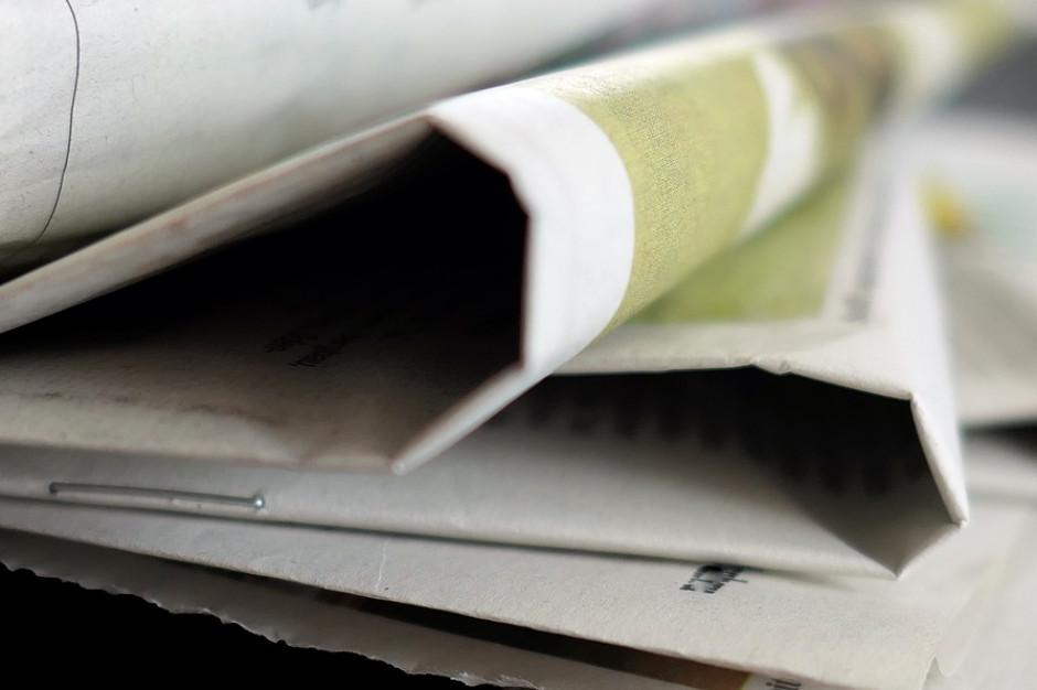 ZMP: projekt zakazujący samorządom wydawania prasy jest niezgodny z Konstytucją