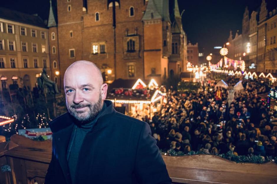 Prezydent Wrocławia Jacek Sutryk 30 listopada wybierze swoich zastępców