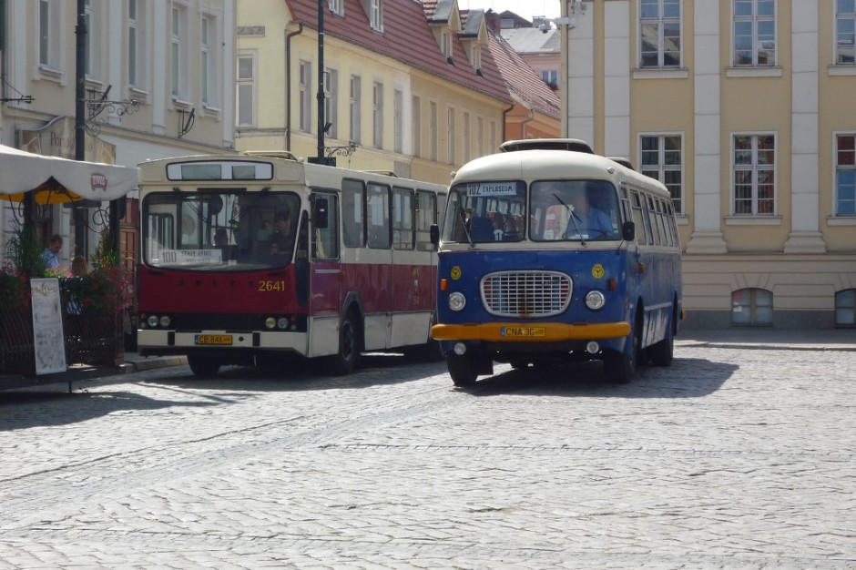 Sam rozkład jazdy nie gwarantuje odpoczynku kierowcom miejskich autobusów