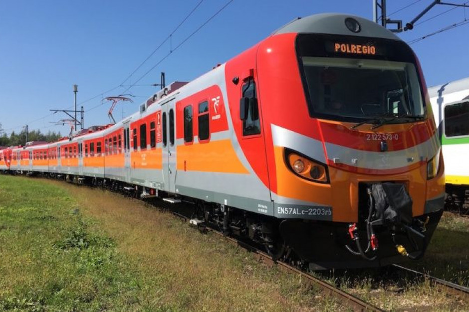 Rekordowy wynik PKP. Pasażerów kolei coraz więcej