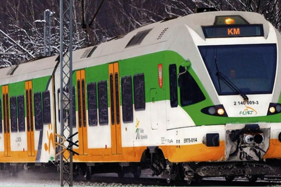Koleje Mazowieckie: Nowy rozkład jazdy pociągów