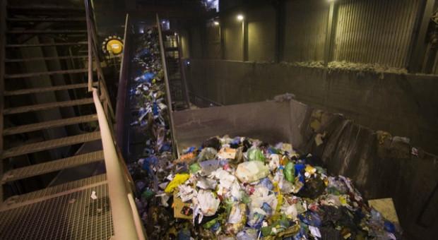 Zdaniem Tchórzewskiego część odpadów mogłaby być przetworzona termicznie na paliwa alternatywne (fot. mat. prasowe)