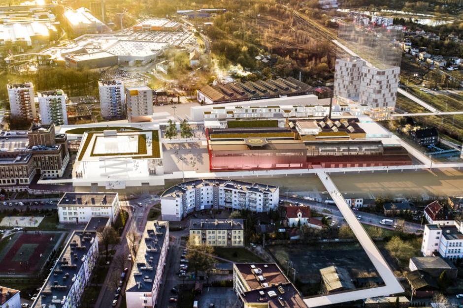 Śląskie: konkurs architektoniczny na nowe centrum Dąbrowy Górniczej