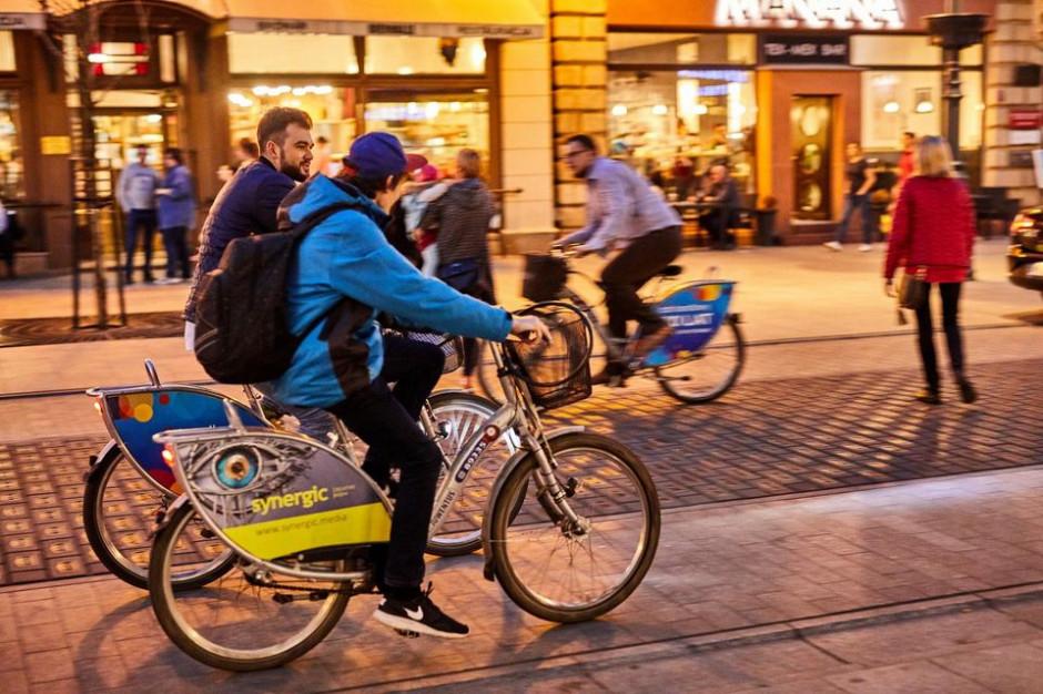 Łódź: Rower miejski zakończył sezon