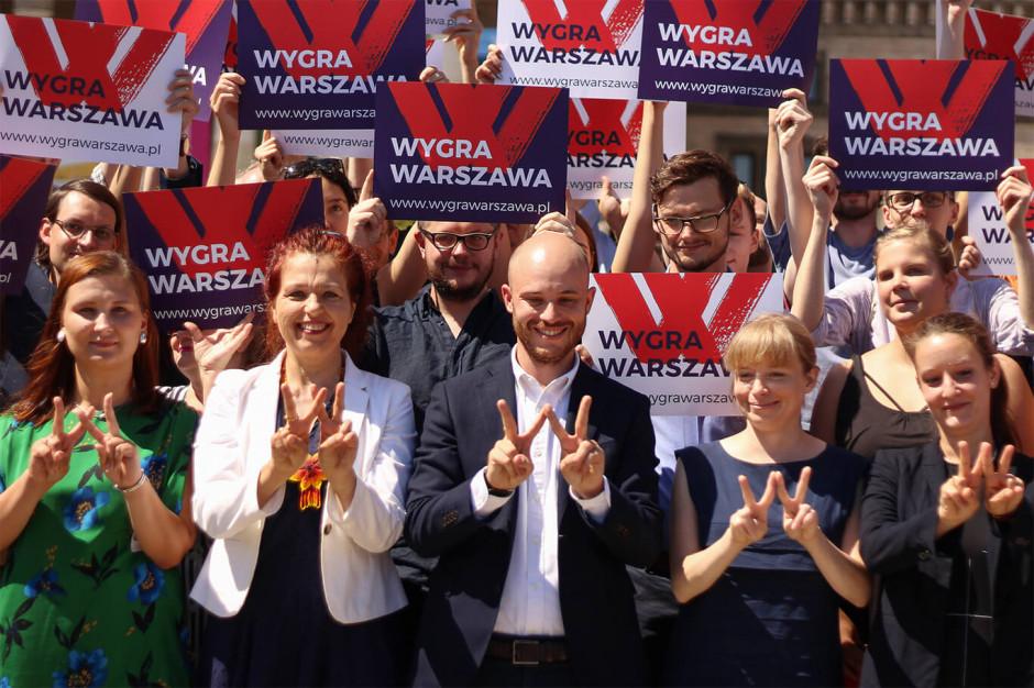 Stowarzyszenia Wygra Warszawa wybrało wiceprzewodniczącego i zarząd