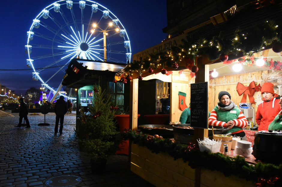 Poznań walczy w konkursie na najlepszy jarmark świąteczny w Europie