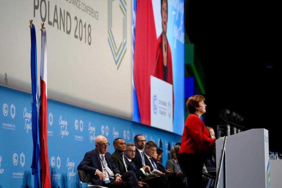 Bank Światowy podwoi finansowanie działań na rzecz klimatu