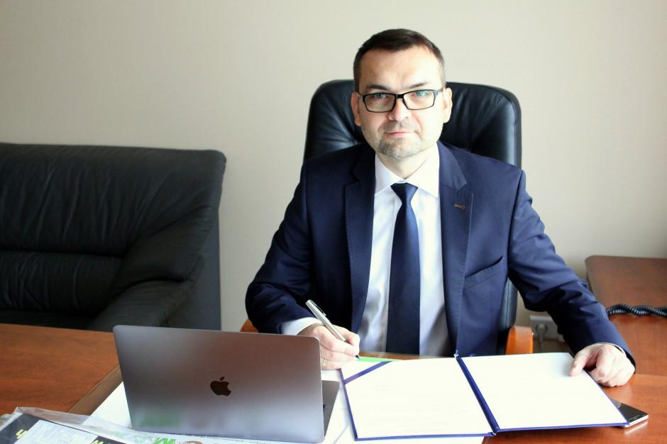 Kielce: Marcin Różycki nowym wiceprezydentem