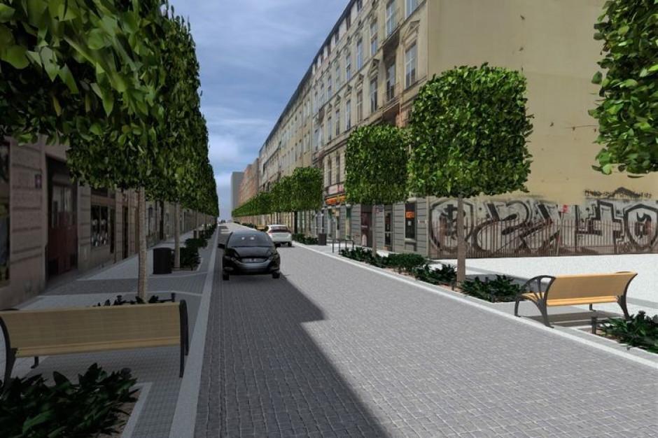Łódź: w środę otwarcie pierwszej ulicy odnowionej w ramach rewitalizacji obszarowej