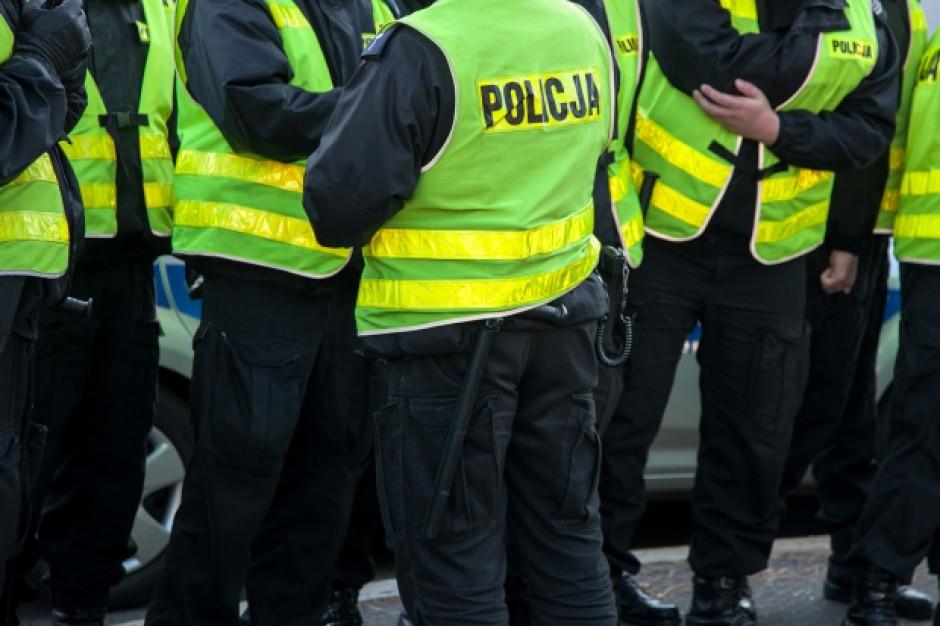 Małopolscy funkcjonariusze pomagają w zabezpieczeniu COP24
