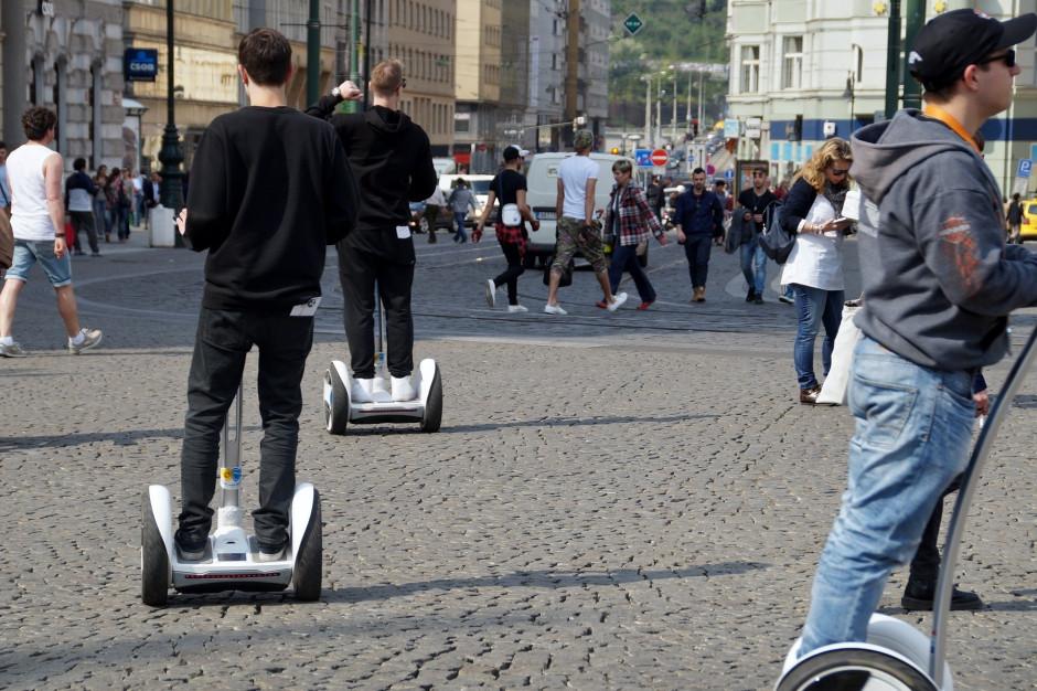 E-pojazdy będą traktowane jak rowery