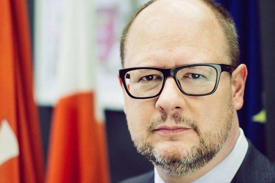 Gdańsk. Paweł Adamowicz o pomniku ks. Henryka Jankowskiego