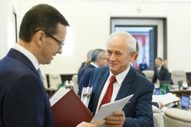 Jedenaście organizacji pozarządowych podpisało się pod listem otwartym do ministra energii Krzysztofa Tchórzewskiego (fot. premier. gov.pl)