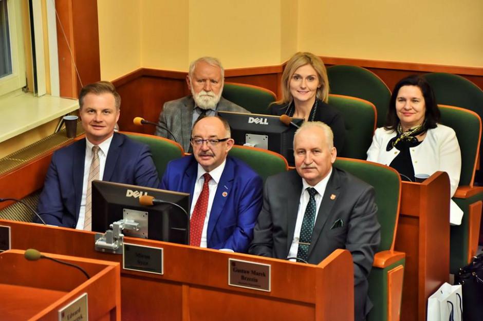 Gustaw Marek Brzezin z PSL ponownie marszałkiem woj. warmińsko-mazurskiego