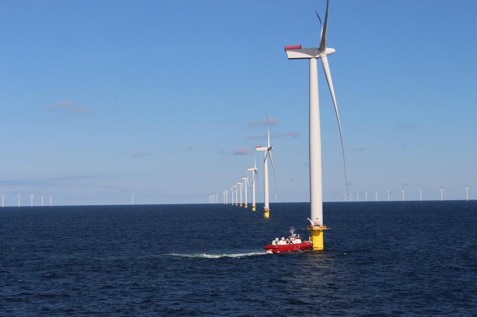 Plan wiatraków na morzu rozkręca się na dobre