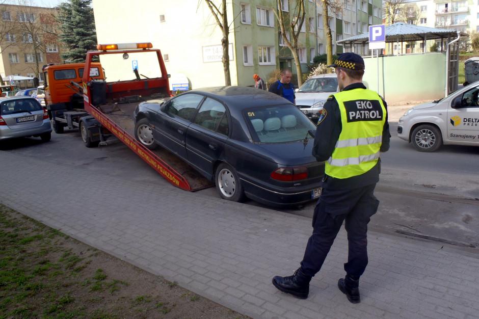 TK: Opłata za odholowanie pojazdu z naruszeniem prawa własności