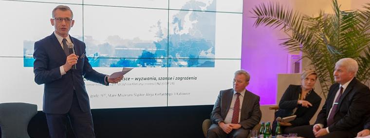 Zanieczyszczone powietrze jest największym polskim problemem cywilizacyjnym i walka z nim musi być absolutnym priorytetem - podkreślają przedstawiciele NIK (fot.nik.gov.pl)