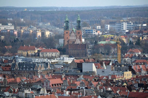 W Poznaniu powstanie nowa dzielnica i 5 tys. mieszkań