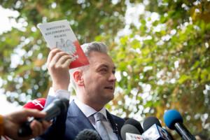 Biedroń: Jako prezydent każdego dnia spłacałem 60 tys. zł zadłużenia
