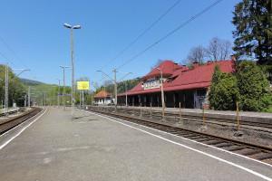 Dworzec PKP w Wiśle gotowy przed feriami