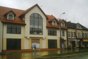 Urząd miasta w Orzyszu w nowej siedzibie