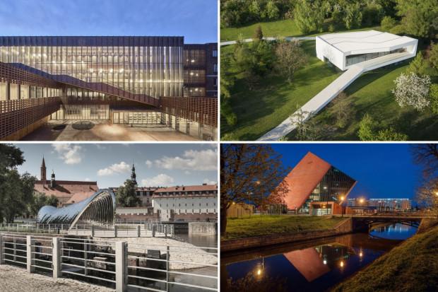 Oto nominowani do najważniejszej nagrody architektonicznej w Europie