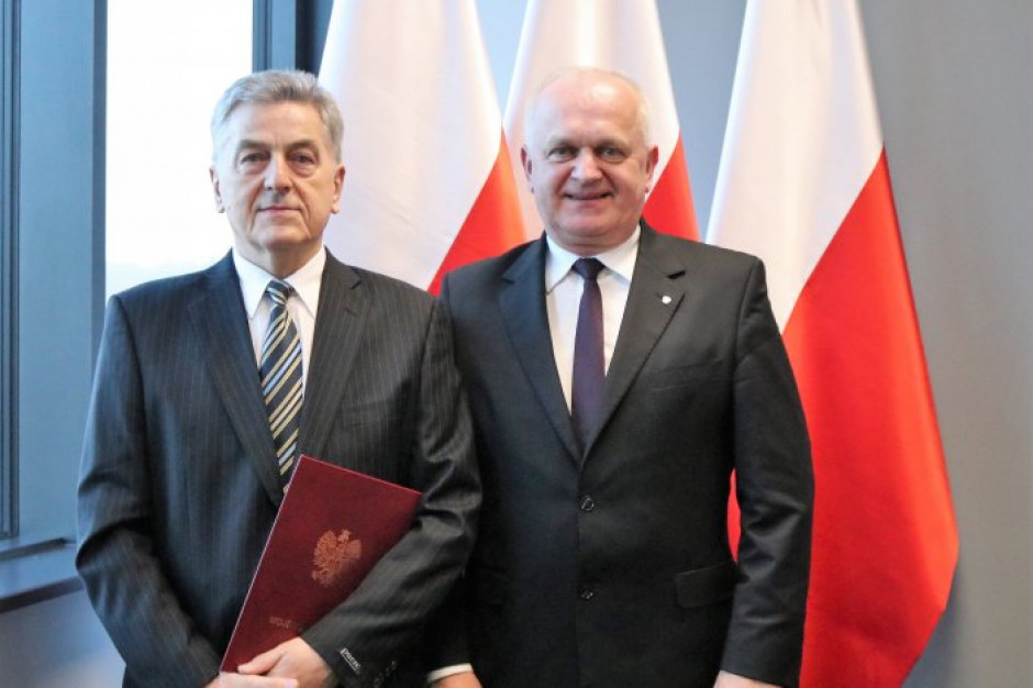 Wojciech Perczak nowym wicewojewodą lubuskim