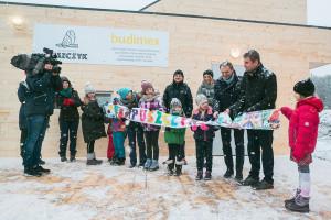 Otwarto pierwsza w Polsce leśną szkołę