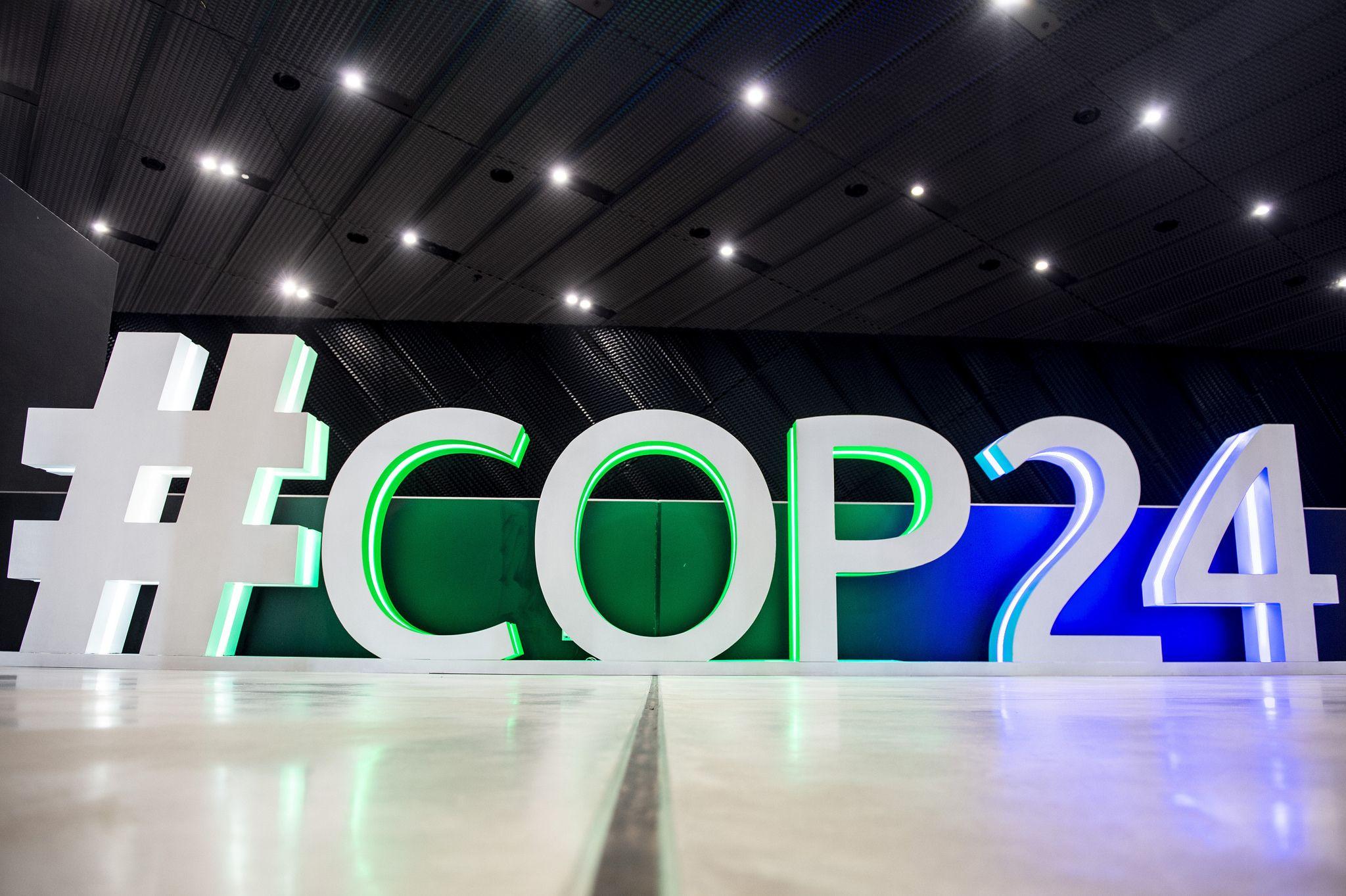 Globalny COP24 trzeba traktować jako impuls dalszych zmian (fot.flickr/COP24 Official)