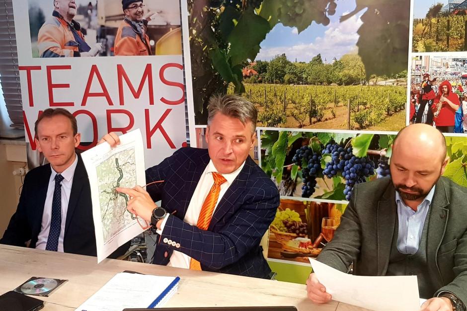 Zielona Góra: podpisano umowę na budowę południowej obwodnicy miasta
