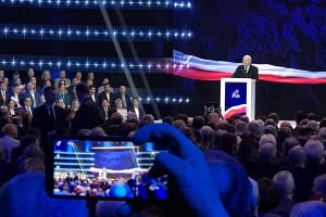 Jarosław Kaczyński: Decyzje władz Warszawy ws. bonifikaty to nic innego jak rabowanie Polaków