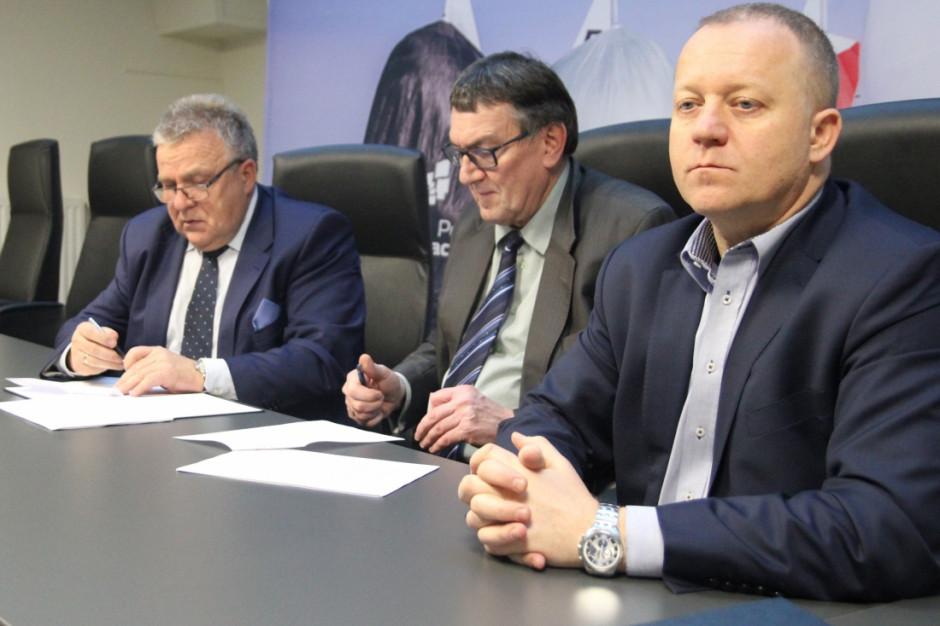 Dofinansowanie dla Związku Miast i Gmin Pojezierza Drawskiego na inwestycje w sieć wodociągową