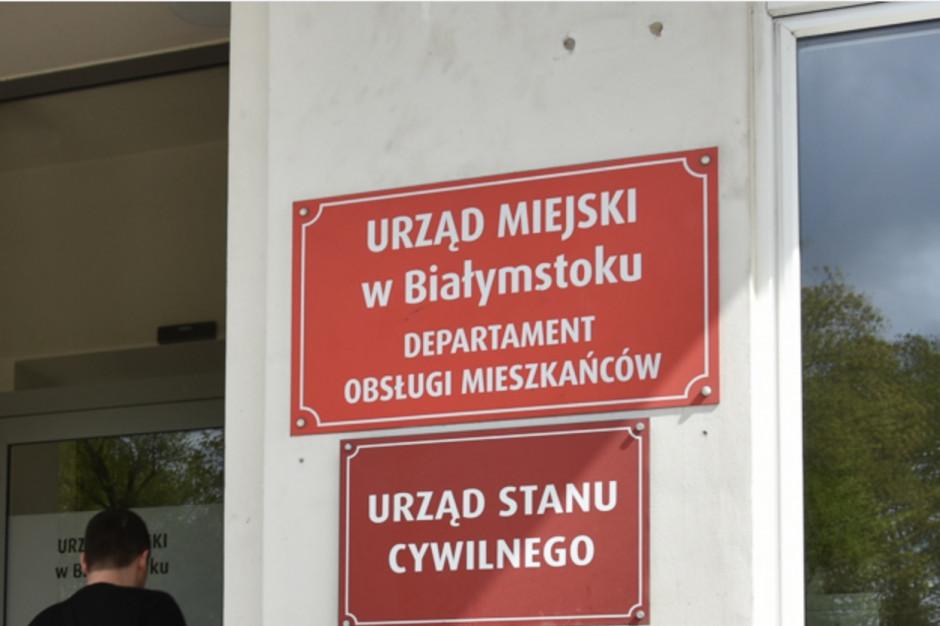 Białystok: Budżet miasta na 2019 rok większy o blisko 25 mln zł