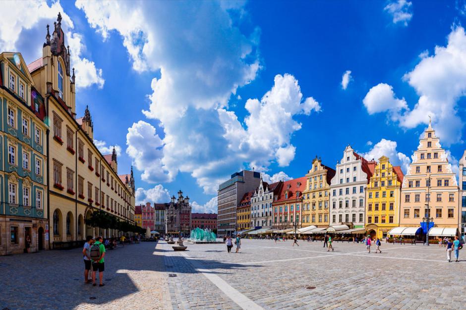 Wrocław wśród stu najlepszych miast do życia na świecie
