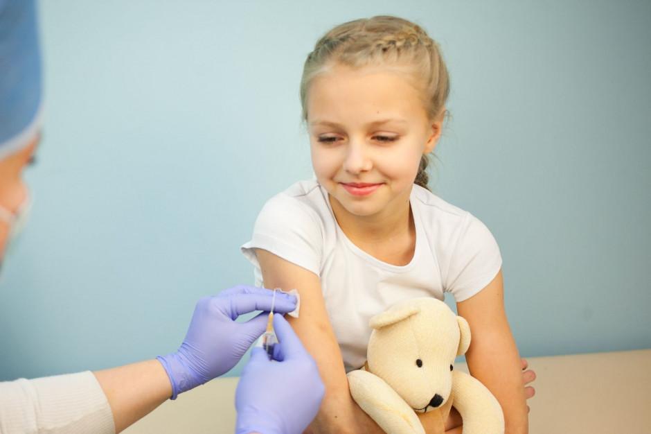 Ostrów Wielkopolski: Samorząd sfinansował darmowe szczepienia przeciwko pneumokokom dla dzieci