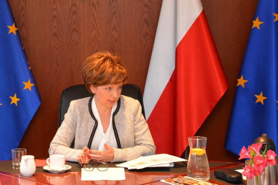 Marlena Maląg nie będzie dłużej pełnić funkcji wicewojewody wielkopolskiego