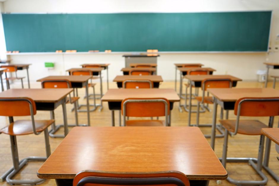 Pożar szkoły w Radowie Wielkim, ewakuowano 120 osób
