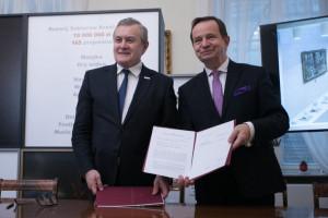 Podpisano umowę o współprowadzeniu Muzeum Narodowego Ziemi Przemyskiej