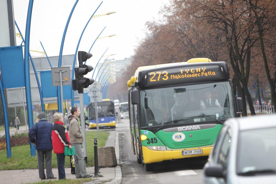 Zła jakość powietrza na Śląsku. Kierowcy pojadą komunikacją miejską za darmo
