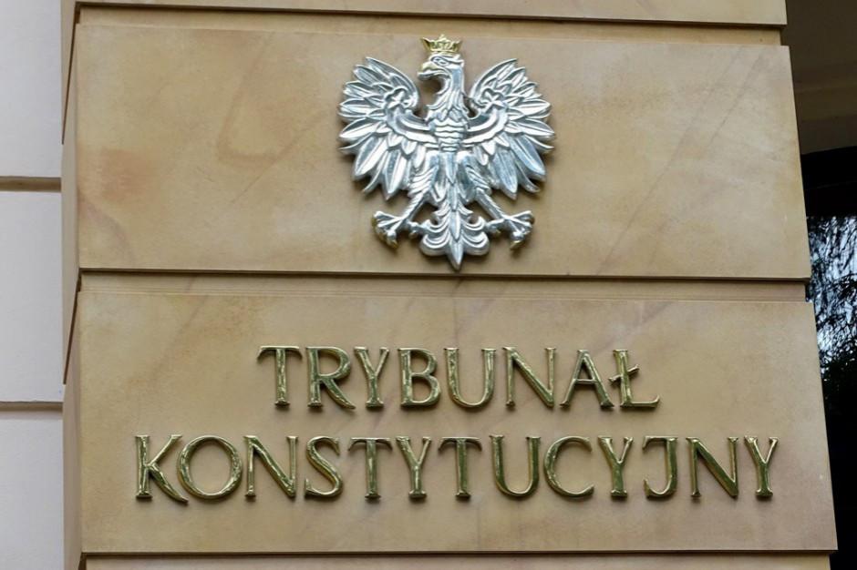 Orzeczenie Trybunału Konstytucyjnego w sprawie informacji publicznej przetworzonej