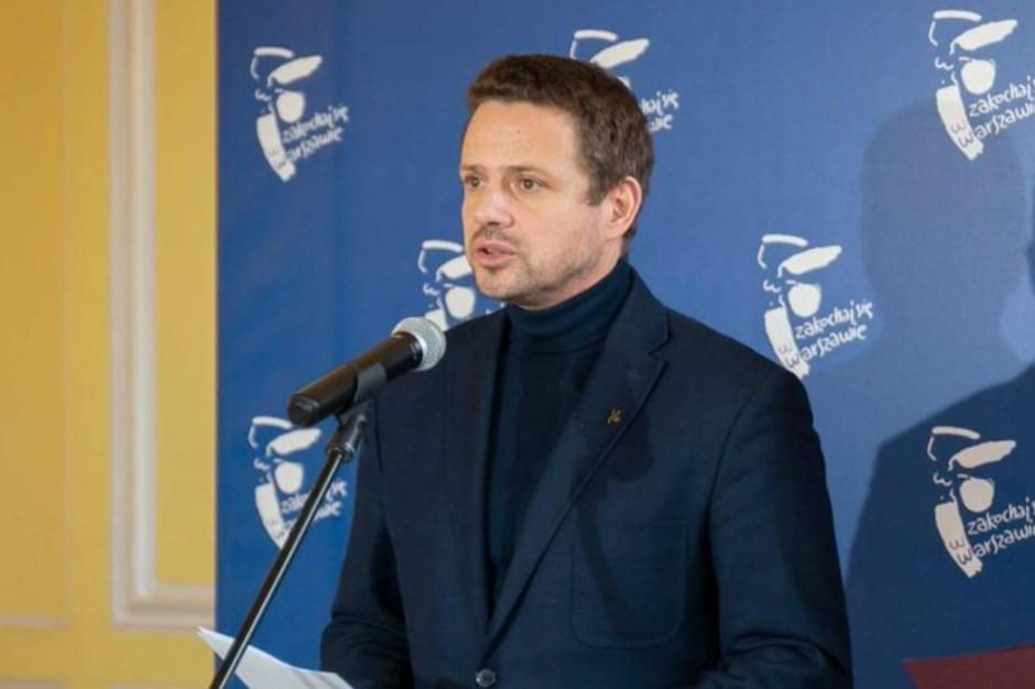 Rafał Trzaskowski: Bonifikaty nie były częścią programu Koalicji Obywatelskiej