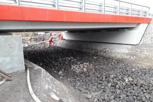 Przebudowa zakończona. Most na Małej Wełnie otwarty