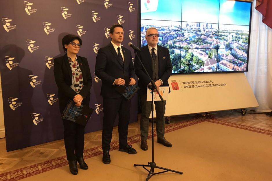 Warszawa: Dofinansowanie na wymianę pieców bez kryterium dochodowego
