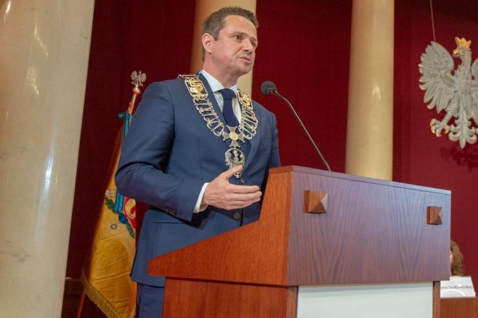 Rafał Trzaskowski: Decyzja, żeby podnieść bonifikatę jest jednomyślna