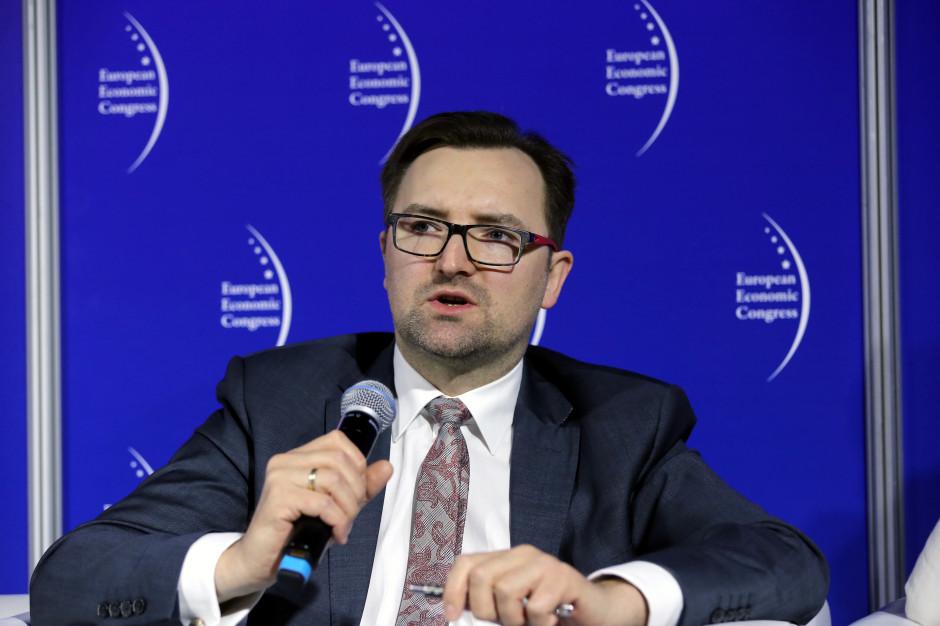 Sławomir Mazurek: Spalanie powinno być jedynie uzupełnieniem systemu gospodarki odpadami