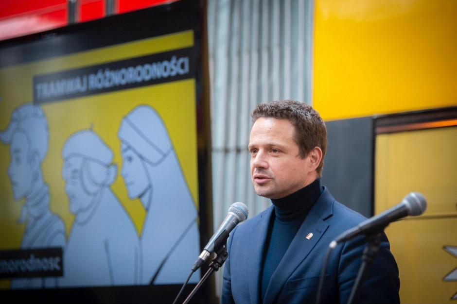 Rafał Trzaskowski: Połowa osób będzie mogła liczyć na bonifikatę 98 proc., a połowa tylko 60
